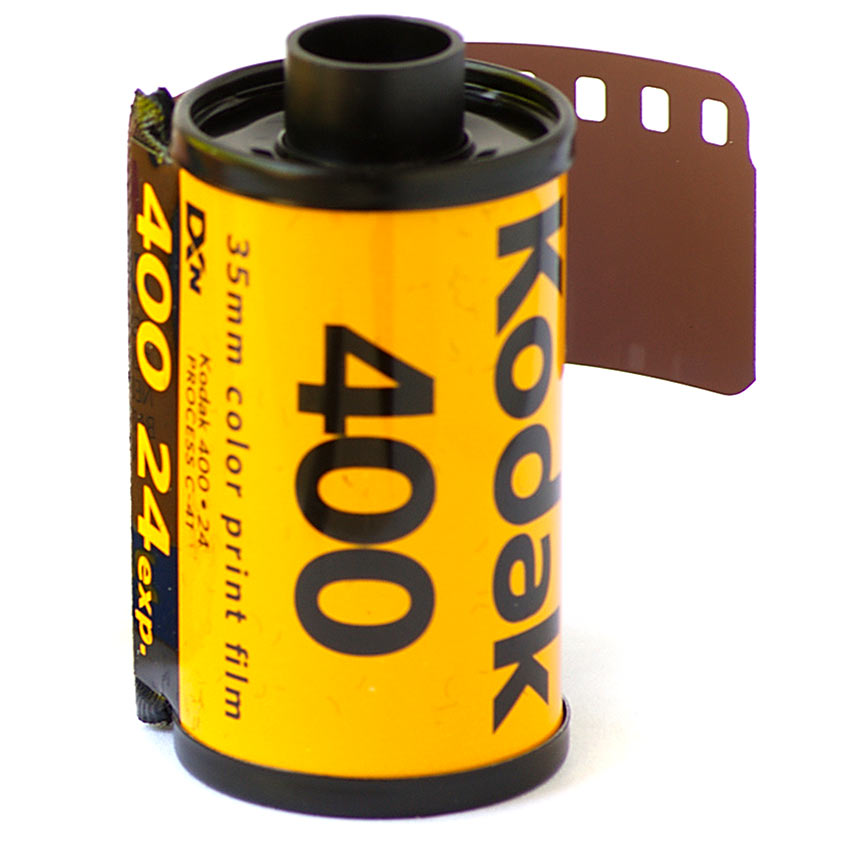 Kodak UltraMax 400 Color Print 35mm Film – 24 Exposures