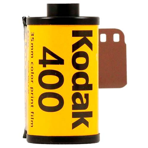 Kodak UltraMax 400 Color Print 35mm Film – 36 Exposures