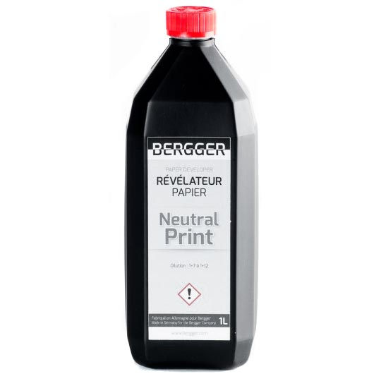 Bergger Neutral Print Developer – 1 Liter Concentrate