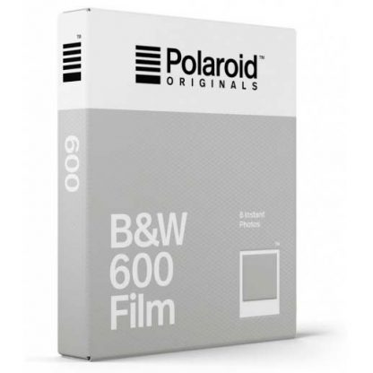 Polaroid Originals 600 B&W Film