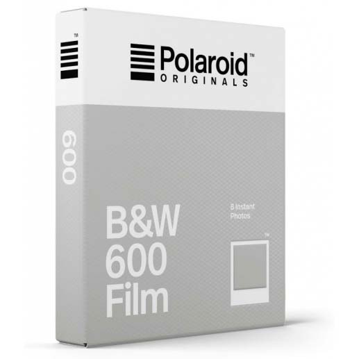 Polaroid Originals B&W 600 Film