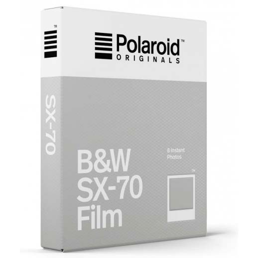 Polaroid Originals B&W SX-70 Film