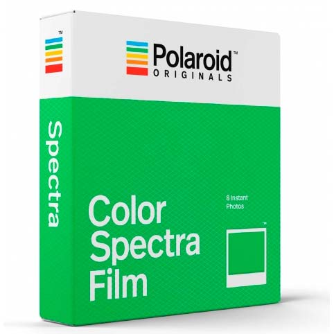 Polaroid Originals Color Spectra Film