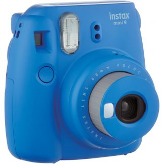 Fujifilm Instax Mini 9 Cobalt Blue Camera