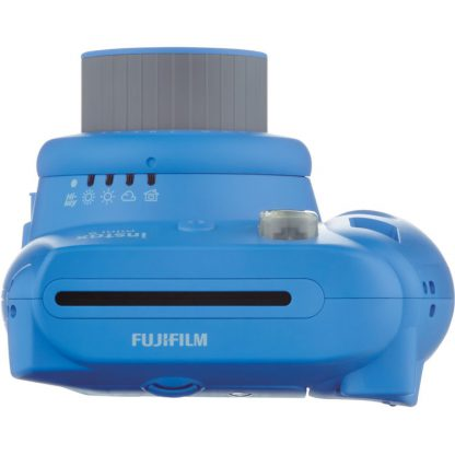 Fujifilm Instax Mini 9 Cobalt Blue Camera 7