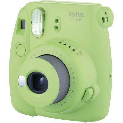 Fujifilm Instax Mini 9 Lime Green Camera 2