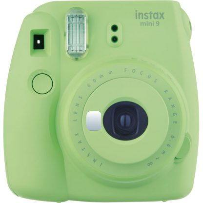 Fujifilm Instax Mini 9 Lime Green Camera 3