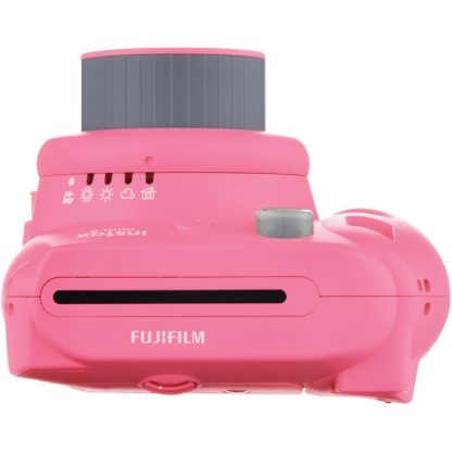Fujifilm Instax Mini 9 Flamingo Pink Camera 7