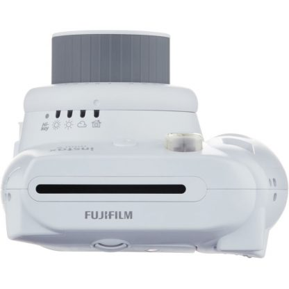 Fujifilm Instax Mini 9 Smokey White Camera 7