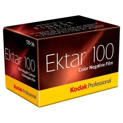 Ektar 100 35mm color print film