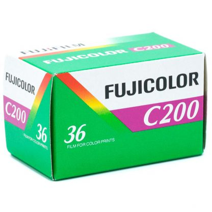 Fujicolor C200 Color Film