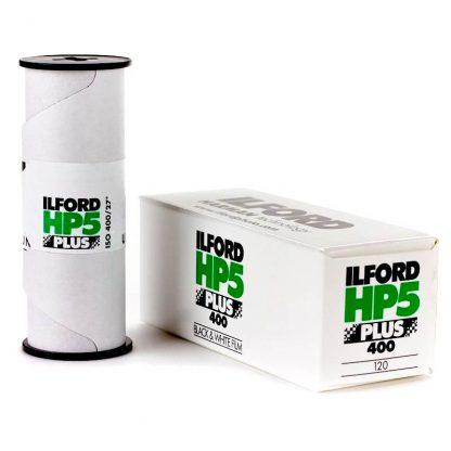 Ilford HP5 PLUS 120 film