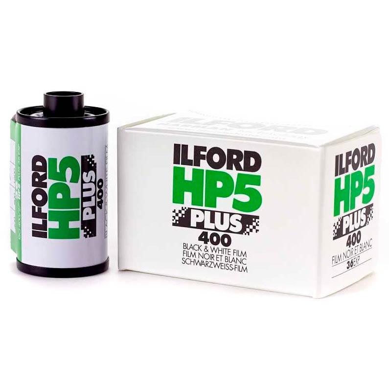 Ilford HP5 PLUS Black & White 35mm Film – ISO 400 – 36 Exposures