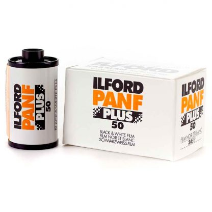 Ilford PANF PLUS 35mm film