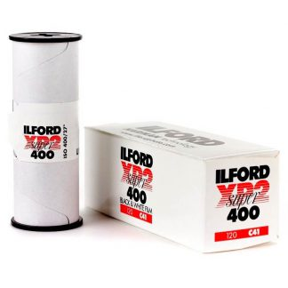 Ilford XP2 120 film