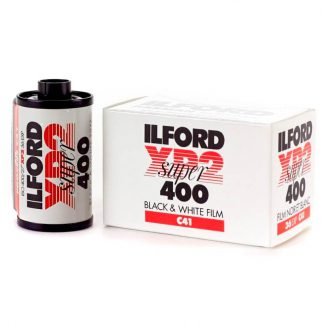 Ilford XP2 35mm film