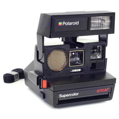 Polaroid 670AF Autofocus Camera 1