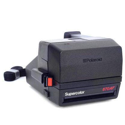 Polaroid 670AF Autofocus Camera 3