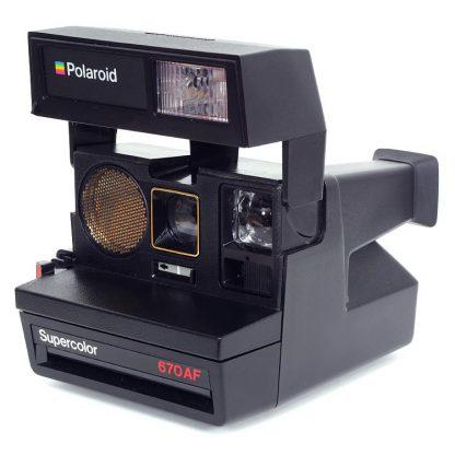 Polaroid 670AF Autofocus Camera 2