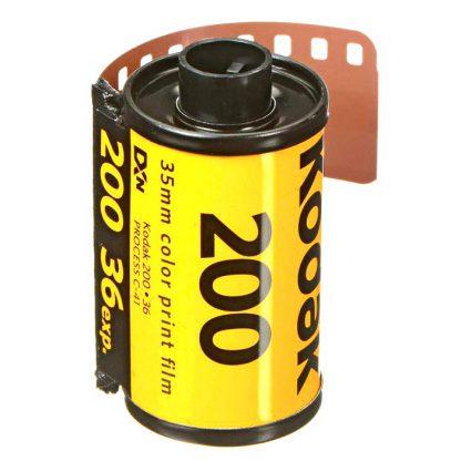 Kodak Gold 200 Color Print Film