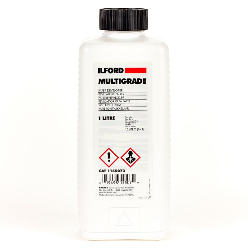 Ilford MULTIGRADE Paper Developer – 1 Liter Concentrate