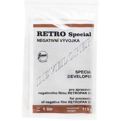 Foma RETRO SPECIAL Film Developer for 1 Liter