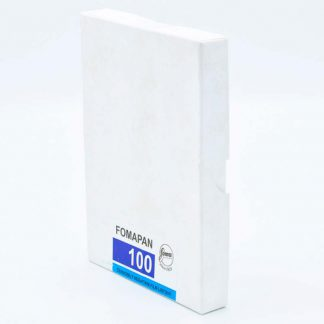 "Foma 100 Classic 4x5"" film - 50 sheets"