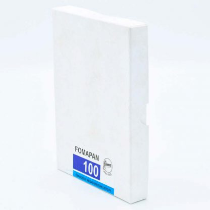 "Foma 100 Classic 4x5"" film - 50 sheets"