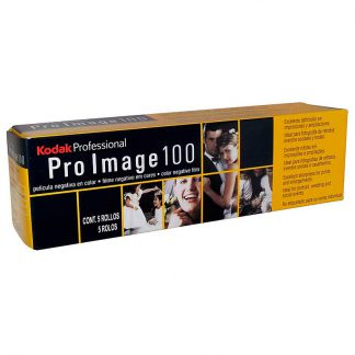 Kodak Professional Pro Image 100 35mm film 5 pack