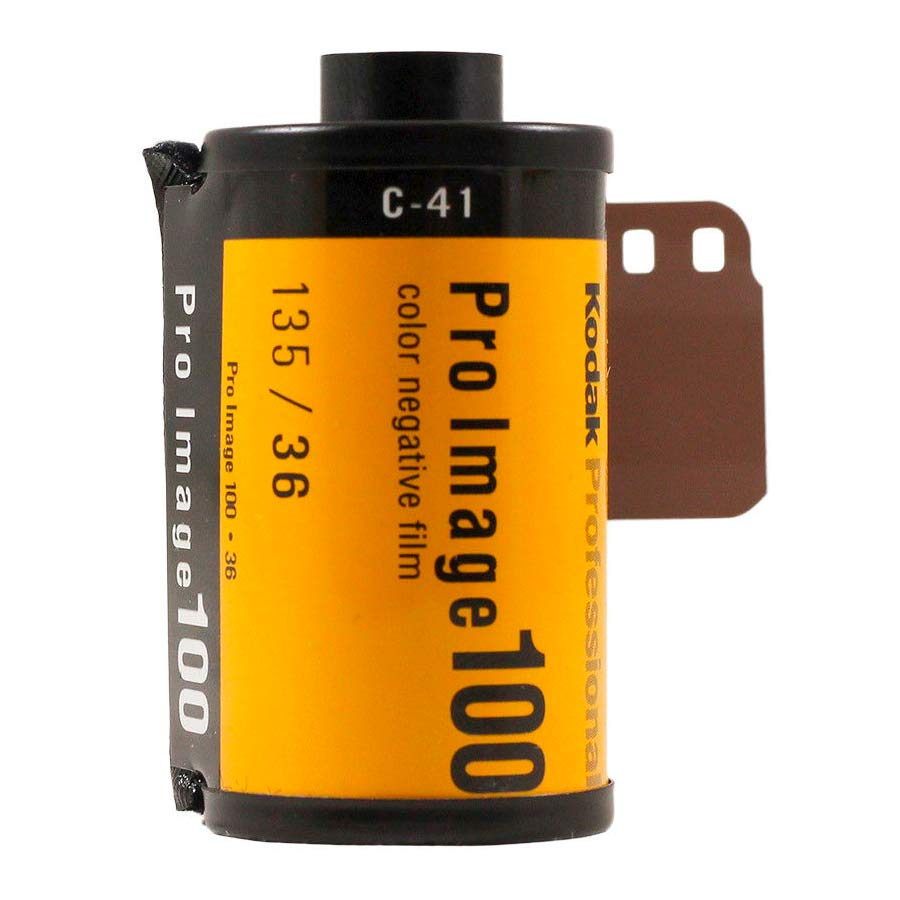 Kodak Professional Pro Image 100 Color Print 35mm Film – 36 Exposure