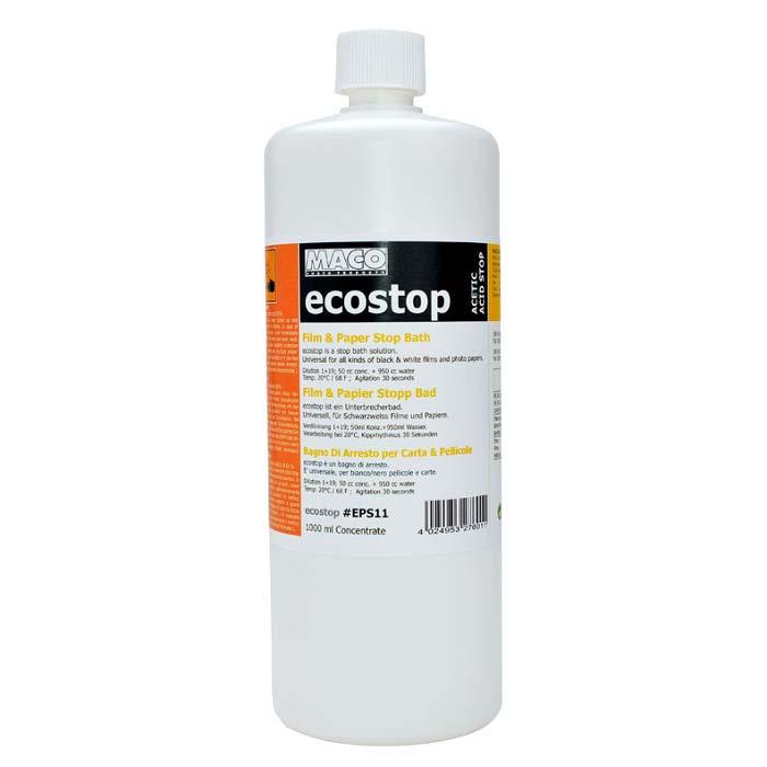 MACO Ecostop Universal Stop Bath – 1 Liter Concentrate