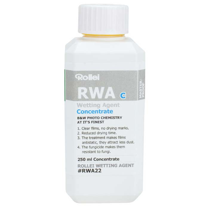 Rollei RWA c Wetting Agent | 250 ml Concentrate