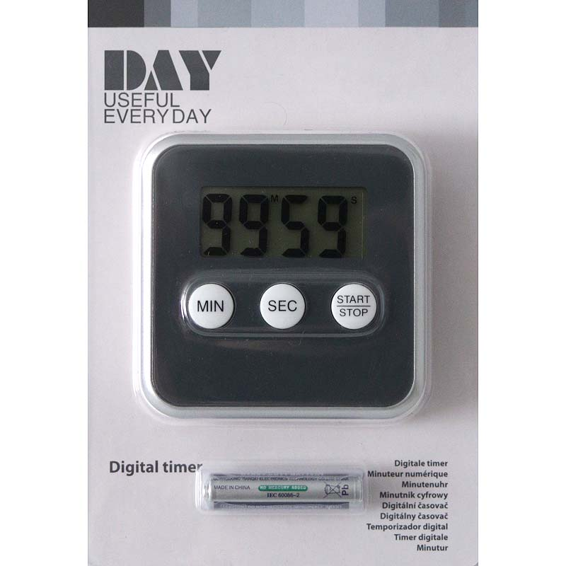 Digital Darkroom Timer – Model 2