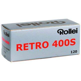 Rollei 400s 120 rollfilm