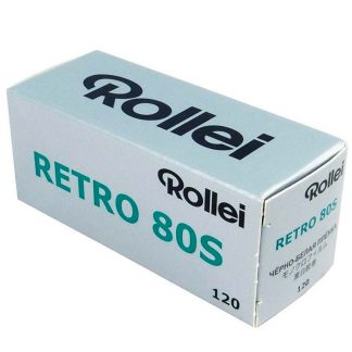 Rollei 80s 120 rollfilm