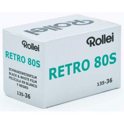 Rollei 80s 35mm film