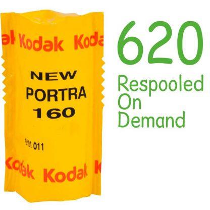 Kodak Portra 620 film