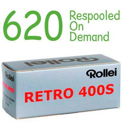 Rollei Retro 400S