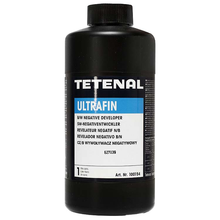 Tetenal Ultrafin LQ B&W Film Developer – 1 Liter Concentrate for up to 30 Liters