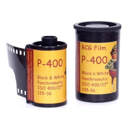 BCG P-400 FILM 1