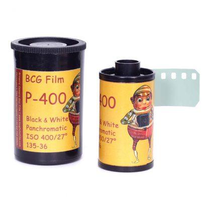 BCG P-400 FILM 2