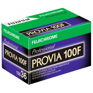 Fujichrome Provia 100 35mm