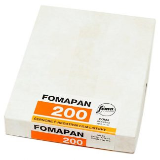 FomaPan 200 Creative 4x% 50 sheets