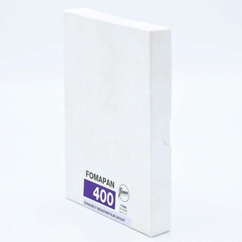 FomaPan 400 4x5 25 sheets