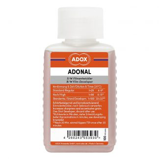 Adonal film developer - 100 ml