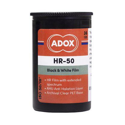 Adox HR-50 with Speed Boost B&W 35mm Film - 2
