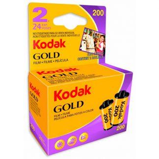 Kodak Gold 200 135-24 x 2