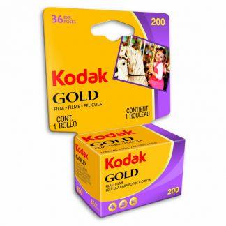 Kodak Gold 135-36 blister