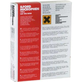 Ilford Microphen Film Developer