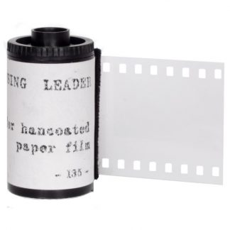 "Film Washi ""V"" & ""W"" Processing Leader 135"